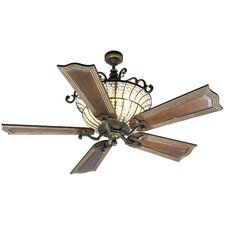 "56"" Cordova 5 Blade Ceiling Fan"