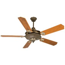 "<strong>Craftmade</strong> 52"" Beaumont 5 Blade Ceiling Fan with Remote"