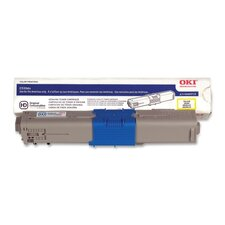 Toner Cartridge, 5,000 Page-Yield