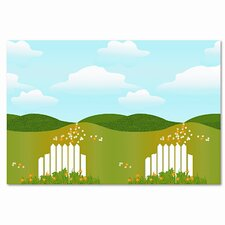 "Fadeless Paper Landscape Roll, 48"" x 50 ft."