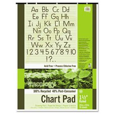 S.A.V.E Recycled Chart Pad