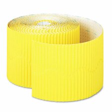 "<strong>Pacon Corporation</strong> Bordette Decorative Border, 2 1/4"" X 50' Roll"