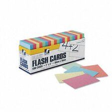 Blank Flash Card Dispenser Boxes, 3 x 2, 1,000/pack