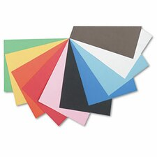 Tru-Ray Construction Paper, Sulphite, 12 x 18, Assorted, 50 Sheets