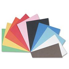 Tru-Ray Construction Paper, Sulphite, 18 x 24, Assorted, 50 Sheets
