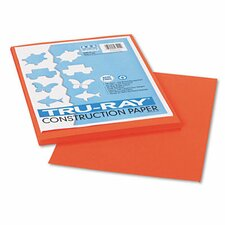 Tru-Ray Construction Paper, 76 Lbs., 9 X 12, 50 Sheets/Pack