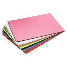 Riverside Construction Paper, 76 Lbs., 18 X 24, 50 Sheets/Pack
