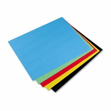 Four-Ply Poster Board, 25/Carton