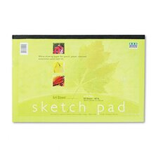 <strong>Pacon Corporation</strong> Art1St Sketch Pad, 50 Sheets/Pad