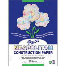 Neapolitan Construction Paper 12x18