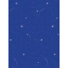 <strong>Pacon Corporation</strong> Border Night Sky 48x12 4rl/ct