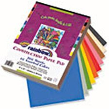 Construction Paper Assorted 12x18 100 Sheets