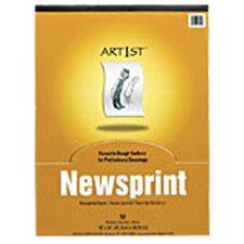 Art1st Newsprint Pad 18x24 50 Sht