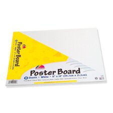 Peacock Poster Board Packs