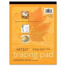 Art1St Parchment Tracing Paper, 14 X 17, 50 Sheets
