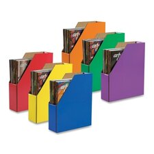 Corrugated Magazine Holder