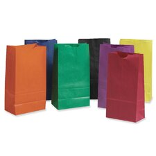 <strong>Pacon Corporation</strong> Rainbow Craft Bags (28 Pack)