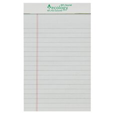 144 Sheet Ecology Legal Pad