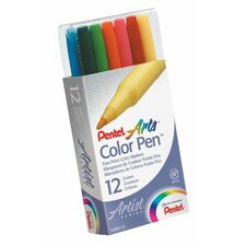 Color Pen Marker (12 Pack)