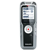 <strong>Philips Speech Processing</strong> Digital Voice Tracer 5000 Recorder