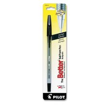 <strong>Pilot Pen Corporation of America</strong> Ballpoint Pen, Refillable, Fine Point, Black