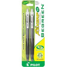 <strong>Pilot Pen Corporation of America</strong> 2 Count RexGrip Begreen® Mechanical Pencil