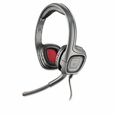 USB Stereo Headset with Noise Canceling Mic