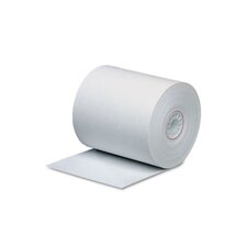 Single-Ply Thermal Cash Register / Pos Roll, 25/Carton