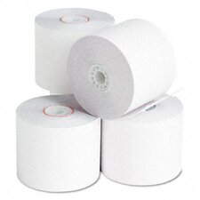 Paper Roll, Two-Ply Receipt Rolls, 50/Carton