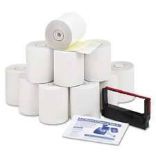 <strong>PM Company</strong> Paper Roll, Credit Verification Kit, 10/Carton