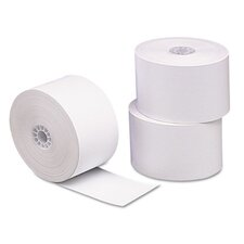 Single-Ply Thermal Cash Register / Pos Roll, 10/Pack