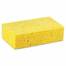 Large Cellulose Sponge, 24/Carton