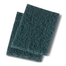 Extra Heavy-Duty Scour Pad in Blue and Gray