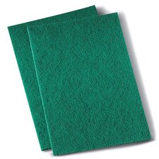 Medium Duty Scour Pad in Green