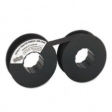 250269005 Printer Ribbon, 30M Yield, Black, Six per Box