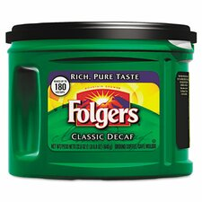 <strong>Procter & Gamble Commercial</strong> Folgers Ground Coffee, 6/Carton