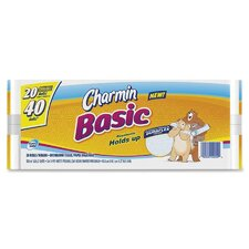 Charmin Basic Bathroom Tissue (20 Pack)
