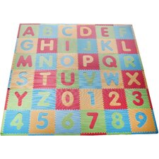 <strong>Tadpoles</strong> Tadpoles 36 Piece ABC Playmat Set