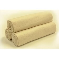 Tadpoles Organic Receiving Blankets (Set of 3)