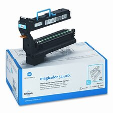 1710602008 Toner Cartridge, High-Yield, Cyan