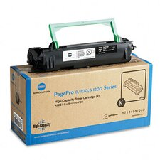 1710405-002 High-Yield Toner, 6000 Page-Yield, Black