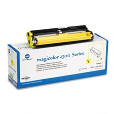 1710517-006 High-Yield Toner, 4500 Page-Yield, Yellow