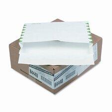 Tyvek Booklet Expansion Mailer, 1st Class, 10 x 13 x 2, White, 18lb, 100/carton