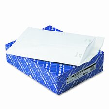 Ship-Lite Redi-Flap Mailer, Side Seam, 10 x 13, White, 100/box