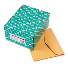 Open Side Booklet Envelope, Traditional, 100/Box