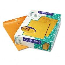 Clasp Envelope, 12 X 15 1/2, 100/Box