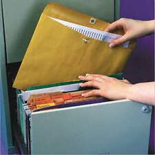 <strong>Quality Park Products</strong> Redi-File Clasp Envelope, 100/Box