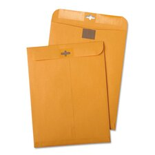 <strong>Quality Park Products</strong> Postage Saving Clasp Kraft Envelope, 6 X 9, 100/Box