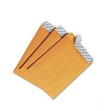 Redi-Strip Catalog Envelope, 6 x 9, Light Brown, 100/box