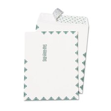 Redi Strip Catalog Envelope, First Class, 10 x 13, White, 100/box